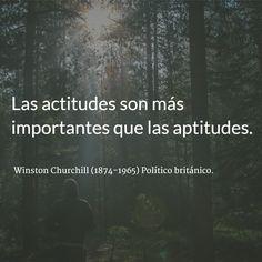Winston Churchill (1874-1965) Político británico. #citas #frases