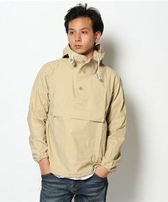 BENCH'S SELECT / OUTDOOE PRODUCTS JKT FOR MEN(マウンテンパーカー)
