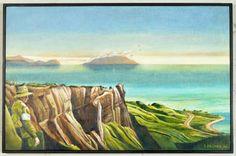 Stanley Palmer | Solander Works on Paper Art Gallery