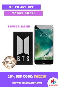 💜 Hey ARMY, Which Power Bank do you like? Love Yourself, Face Yourself or Speak Yourself?  😖 Running out of battery is, quite simply, the worst! Don't let low battery get you down! Carry a juice Power Bank with you and you'll never get caught out again! ⚠️ Up to 45% OFF - Our sale is ending today!  🔥 Extra 10%offfor with thiscode: FALL10 👆 CLICK IMAGE TO SHOP👆  #BTSPHONECHARGER #BTSPOWERBANK #BTS #BTSARMY #BTSXARMT