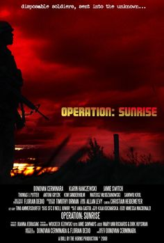 Operation: Sunrise 2008