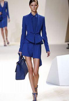#Monochromatic #womenswear
