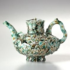 Bruce Nuske: China Leaf Teapot