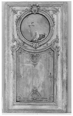 Door panel (part of a set)