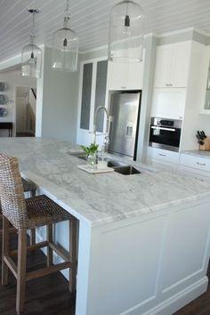 Kitchen Ideas - Marmol