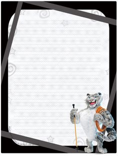 Compassion International stationary for sponsored kids. Group Vbs, Compassion International, Writing Paper, Snow Leopard, Stationary, Mountain Climbing, Cards, Mountaineering, Maps