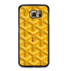 Gold Goyard Samsung Galaxy S6 Case
