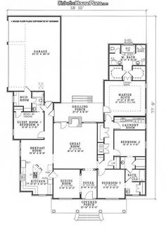 floor plan | house design | pinterest | house plans, products and
