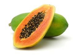 From Dr. Drew: Papaya is another tropical fruit that fights the appearance of wrinkles and blemishes! Its plentiful supply of potassium, fiber, folate and magnesium promotes smooth, radiant skin that helps reduce signs of aging! Blend 2 tablespoons of papaya pulp with a spoonful of dry oatmeal to make a wrinkle-reducing mask, apply and leave on for about 10 minutes to watch this superfood work its magic on your skin!
