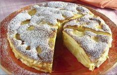 Placinta italiana cu mere – Pufoasa, delicioasa, aerata – Retete