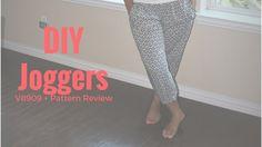 DIY Joggers VERY Easy Pattern