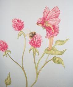flower fairies...favorite  books i had as a child