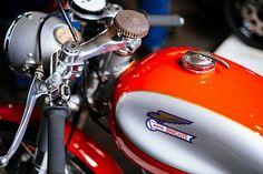 1968 Ducati 250 : Tank | by betabit