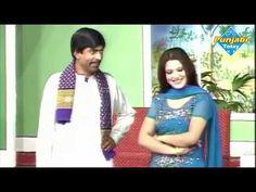 Sajan Abass Best, Pakistani Stage Drama, Full Comedy Show 2016