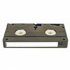 picture of vintage - Vintage looking Vintage VHS tape cassette for video recording - JPG