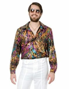 Disco/Stage Shirts Buy in store or online  http://www.bonanza.com/seventystore http://70s-new-store1.ebid.net