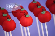 Cake Pops / Cake Balls - Apple Cake Pops by the developers of the Easy Roller