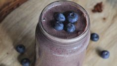 Balancing Hormones After Narcissistic Abuse - Kale and Berry Smoothie