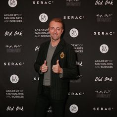 HRH Prince Mario-Max Schaumburg-Lippe attends the Academy of Fashion Arts and Sciences VIP launch party at Bang & Olufsen Rodeo Drive in partnership with SERAC and B&O.