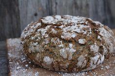 Ranteita myöjen taikinasa: Nopea kaurapataleipä myös gluteenittomana Bread, Food, Brot, Essen, Baking, Meals, Breads, Buns, Yemek