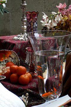 Haft Sin by Enzie Shahmiri - Artist, via Flickr