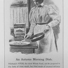 Fried Mush, Autumn Morning, Pillsbury