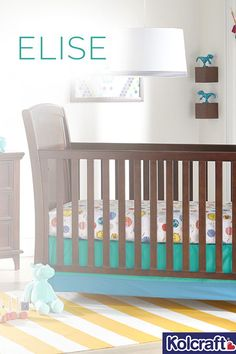 The Elise Crib sports beautifully curved edges and a Moroccan wood finish. It's the uniquely quirky crib you've been looking for your creative nursery -- and it's available today at Best Crib, Green Eggs And Ham, Convertible Crib, Moroccan, Cribs, Baby Kids, Nursery, It Is Finished, Bed
