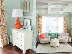 @Abigail Thoburn This shows a wall color on our color palette that I think will work with your room
