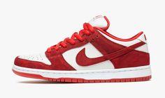 "Nike SB Dunk Low Pro ""Valentine's Day"""