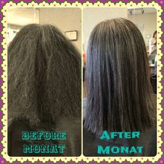 Results from monat!