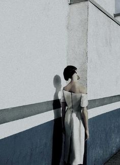 Anna Selezneva photographed by Knoepfel & Indlekofer for Zeit Magazine #8