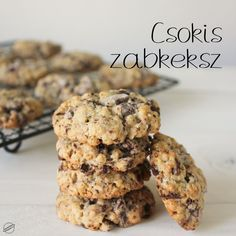 Cereal, Oatmeal, Paleo, Good Food, Sweets, Snacks, Meals, Cookies, Breakfast