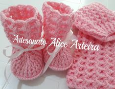 Knitting Videos, Crochet Hats, Slippers, Baby, Youtube, Alice, Crochet Baby Boots, Knit Baby Sweaters, Booties Crochet