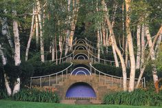 Naumkeag, Stockbridge, MA--Amazing #wedding venue in the #Berkshires!  #museum #mansion #gildedage #gardens #historic