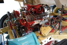 Cutaway 1965 Corvette could crack $1 million at auction | Hemmings Daily