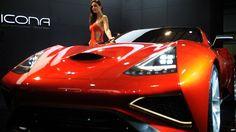 Icona design concept car Shanghai Auto Show 2013