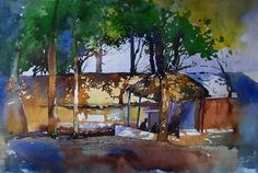 Bijay Biswaal   WATERCOLOR