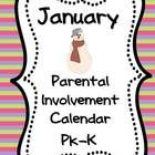 "If you want more meaningful ""homework"" for your PK or Kindergarten students, this freebie January Parental Involvement Calendar is for you. Fun Classroom Activities, New Years Activities, Speech Activities, Preschool Activities, Classroom Ideas, Classroom Organization, Kindergarten Homework, Kindergarten Teachers, Parent Involvement Activities"