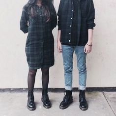 Double Docs: Black 1460s. Shared by raffyeah on Instagram