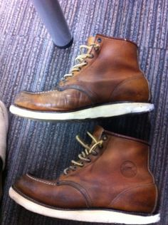 Old Redwing 875
