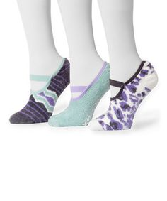 Another great find on #zulily! Festival Mary Jane Aloe Socks Set by MUK LUKS #zulilyfinds