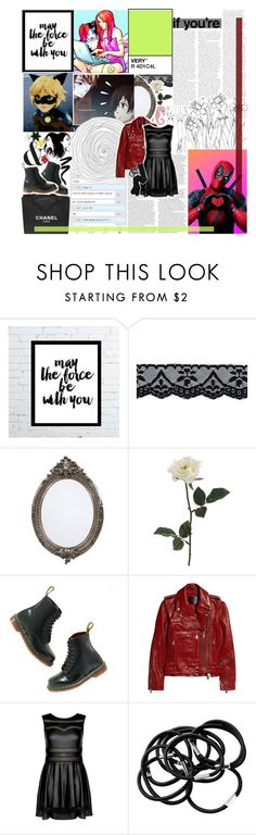 """"" was your family in star wars, cause you are embracing the dark side "" // DEDICATION SET"" by defying-gravity-xx ❤ liked on Polyvore featuring Chanel, ASOS, Old Navy, Madewell, R13 and H&M"