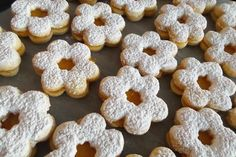 Linzer Biscuits - Traditional Christmas Baking - An Island Chef Best Christmas Cookies, Christmas Baking, Christmas Christmas, Linzer Cookies, Kneading Dough, Shortcrust Pastry, Pasta, Tray Bakes, Cookie Recipes