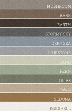 set of 3 of these colors and each room would be amazing. A palette for the whole house!Take any set of 3 of these colors and each room would be amazing. A palette for the whole house! Foto Picture, Design Seeds, Color Pallets, My New Room, Earth Tones, Earth Tone Colors, House Colors, Wall Colors, Cabin Paint Colors