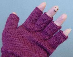 Fingerless Gloves, Arm Warmers, Creative, Fashion, Tricot, Mittens, Gloves, Fingerless Mitts, Moda