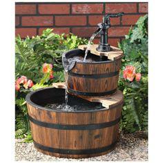 CASTLECREEK 2 - tier Barrel Fountain, http://www.amazon.com/dp/B00BZR6TFW/ref=cm_sw_r_pi_awdm_Zdkhtb0NTK5DE