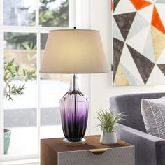 "Wrought Studio Bodine 31"" Table Lamp & Reviews 
