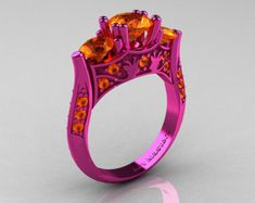 pink ring - Google Search