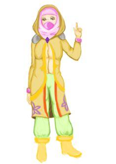 karakter muslim