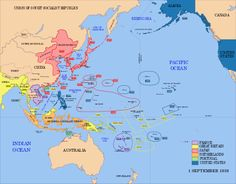 Pacific War-- sometimes called the Asia-Pacific War, was the theatre of World War II that was fought in the Pacific and East Asia. It was fought over a vast area that included the Pacific Ocean and islands, the South West Pacific, South-East Asia, and in China (including the 1945 Soviet–Japanese conflict).